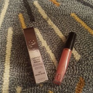 8ml never used Lancome L'Absolu gloss sheer